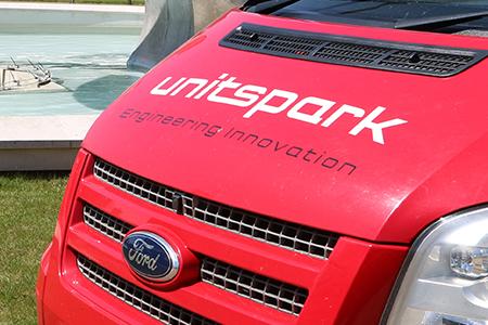 99% for Unitspark - UVDB